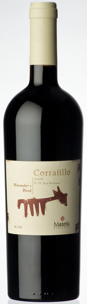 Coralillo Winemakers Blend Bottle
